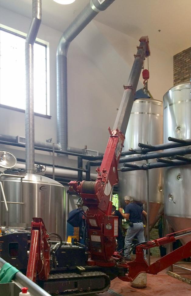 Pollyana Brewery – Lemont, IL