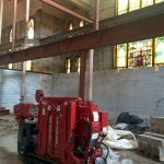 Mincrane assists Ukranian Church construction project