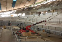 Indoor Arena Crane