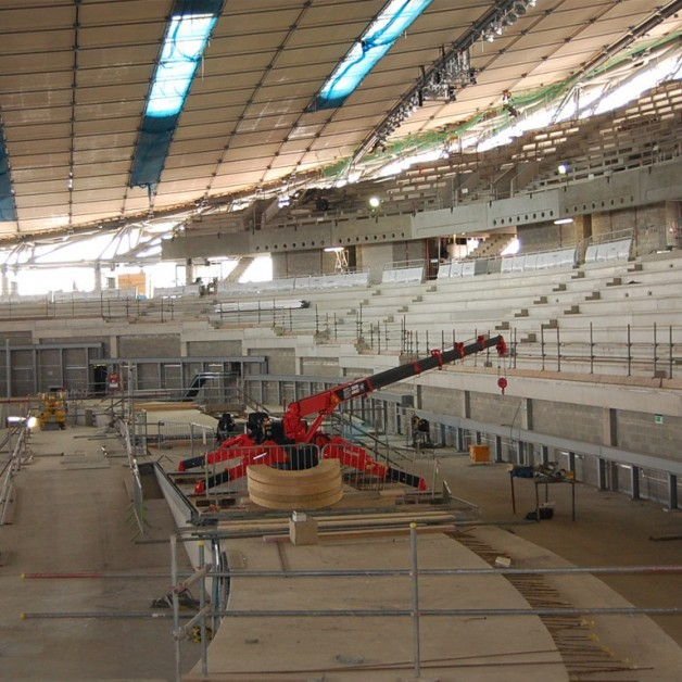 Indoor Arena Crane